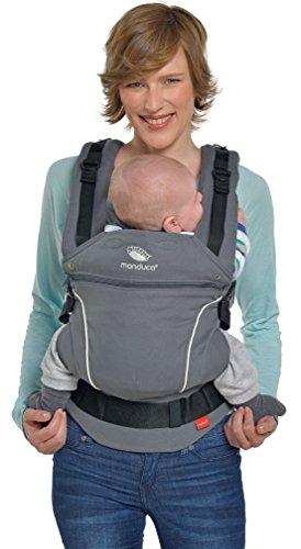 Manduca First Babytrage, grau