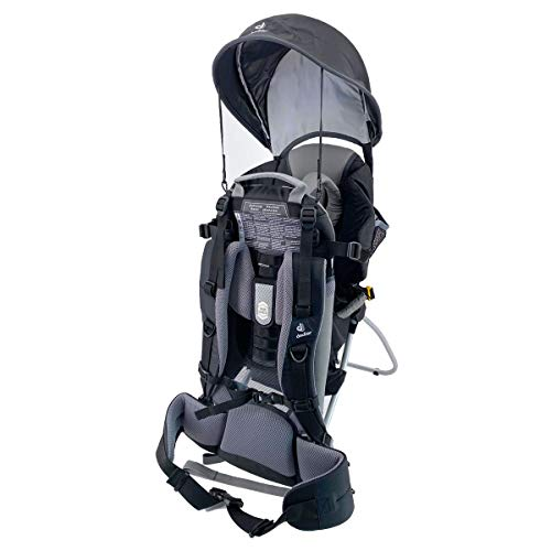 Deuter Kid Comfort, black